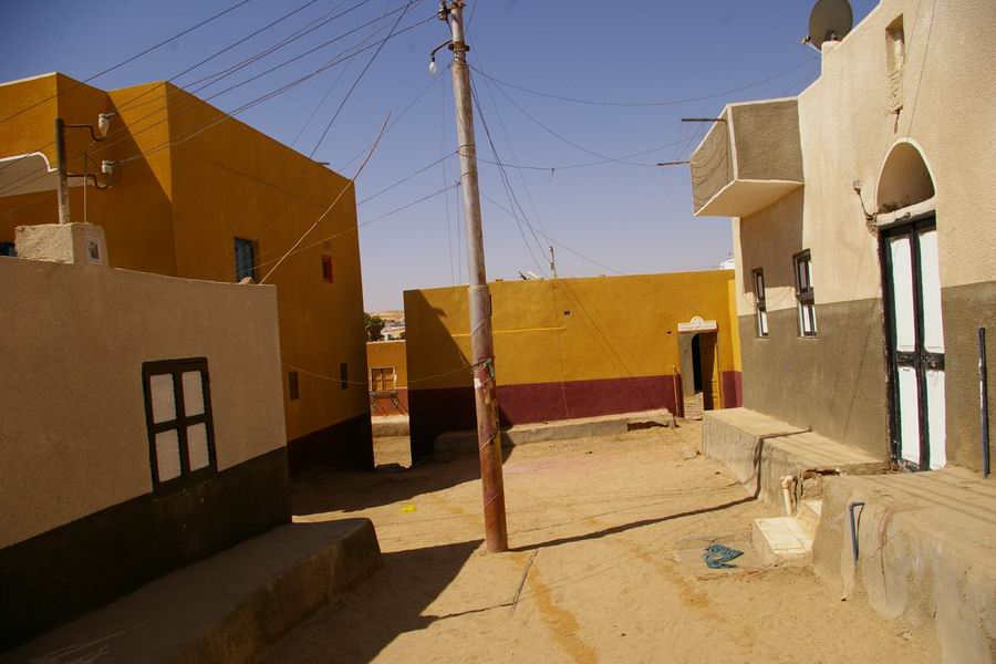 Chambre a coucher egypt 031705 la for Meilleure exposition pour une maison